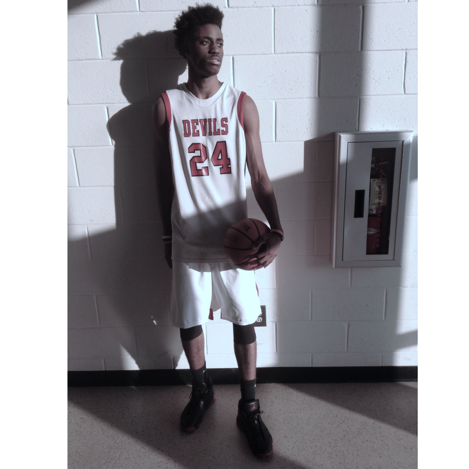 Ahmad Rand has overcome obstacles to become a premier '17 player