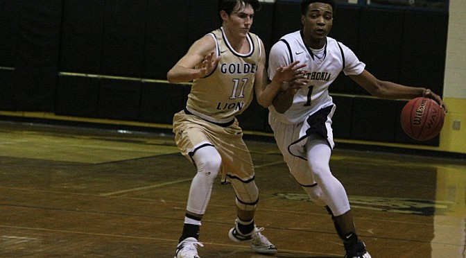 No. 2 Lithonia clinches Region 6 title with win on Senior Night