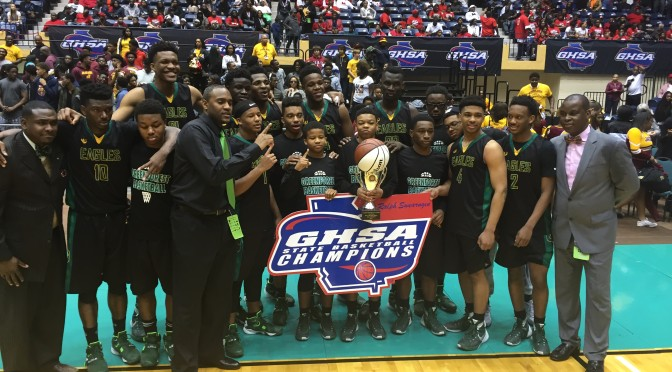 Greenforest suffocates St. Francis to deny Knights of three-peat