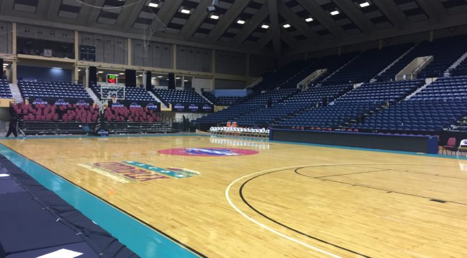 GHSA Basketball says Sayonara to Macon Centreplex