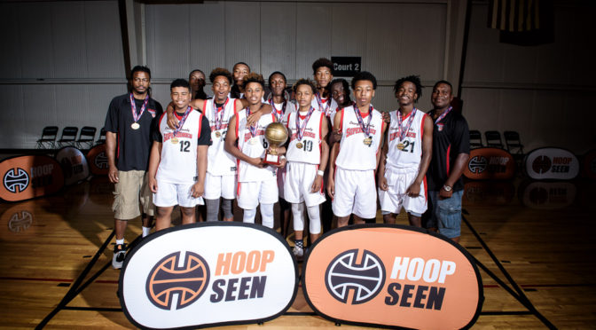 Middle Georgia Supersonics win 16U USSSA National Championship