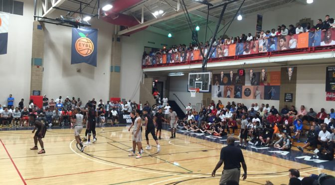 16U Southern Stampede & Georgia Stars Compete Against  Country's Best at NIKE EYBL Peach Jam