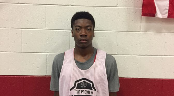 Jalyn McCreary: The best player you WON'T be able to watch this year