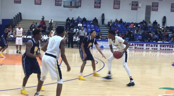 Panthers' comeback falls short at Day 1 of the Peach State Classic