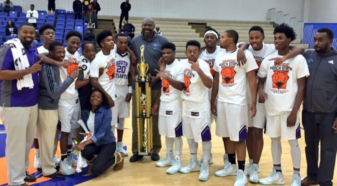 No. 1 South Atlanta stings No. 2 Eagle's Landing with 14-2 close to capture Peach State Classic Championship