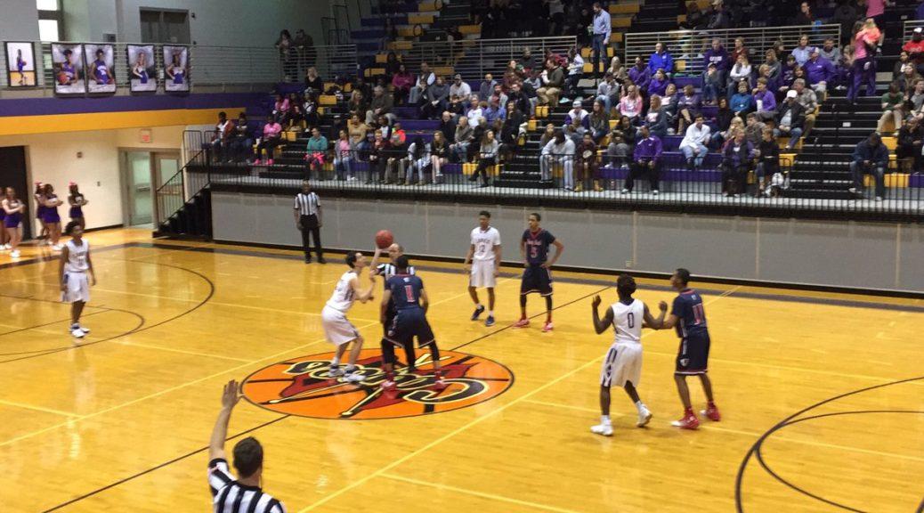Cartersville basketball