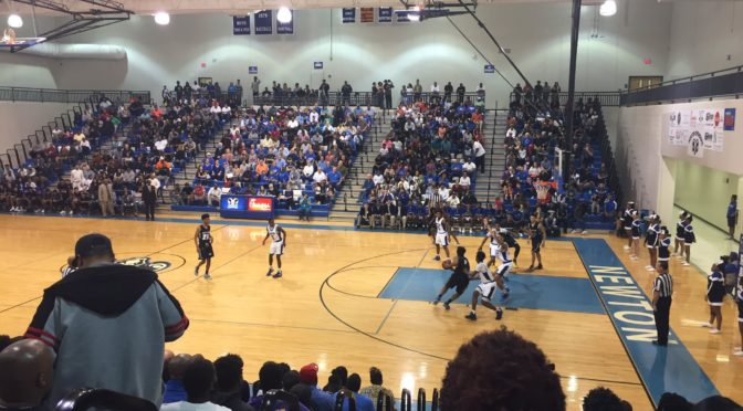 Newton Survives triple-overtime thriller with defending state champion Westlake, 89-83