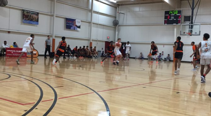 Bob Gibbons – Saturday 16U Eye Openers