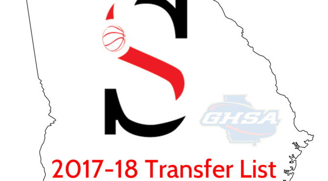 2017-18 GHSA Basketball Transfer List
