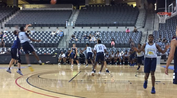 Georgia Tech team camp analysis