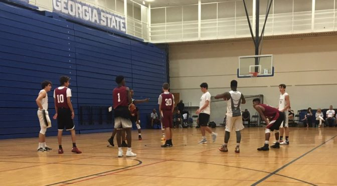 Georgia State Session II Player Standouts