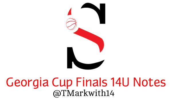 Georgia Cup Finals – 14U Notes