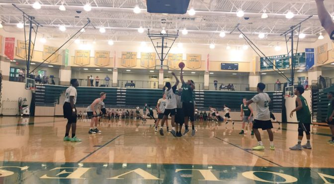 Wesleyan summer league Day 1 notes