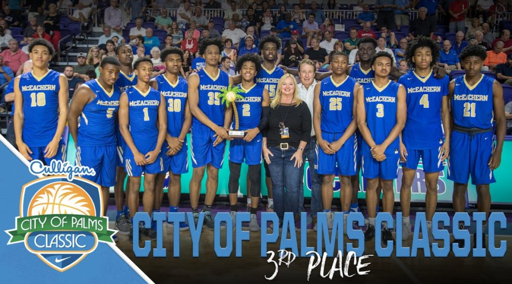 McEachern City of Palms