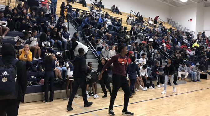 No. 1 Langston Hughes holds off No. 4 Douglas County after losing Landers Nolley to ejection