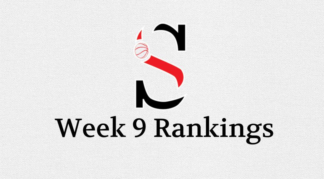 Week 9 GHSA Basketball Rankings