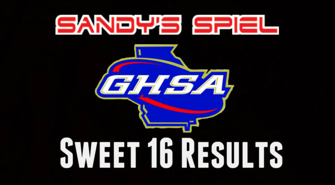 GHSA Boys Basketball Sweet 16