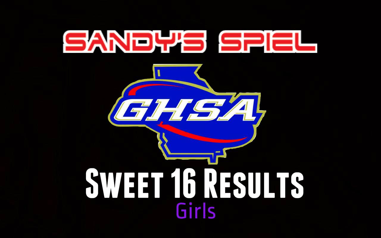 GHSA Girls Basketball Sweet 16