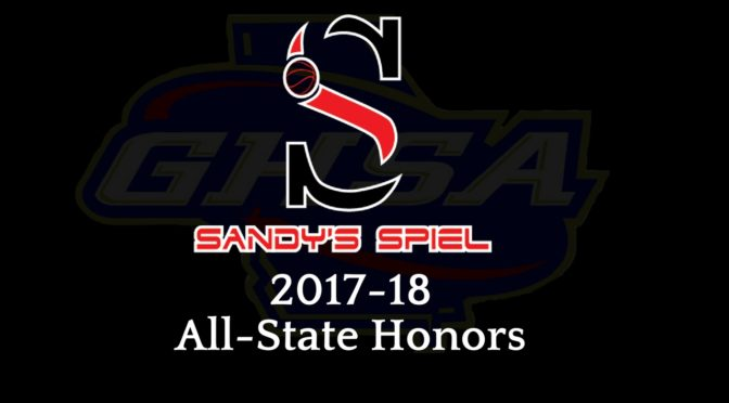 2017-18 GHSA All-State Basketball