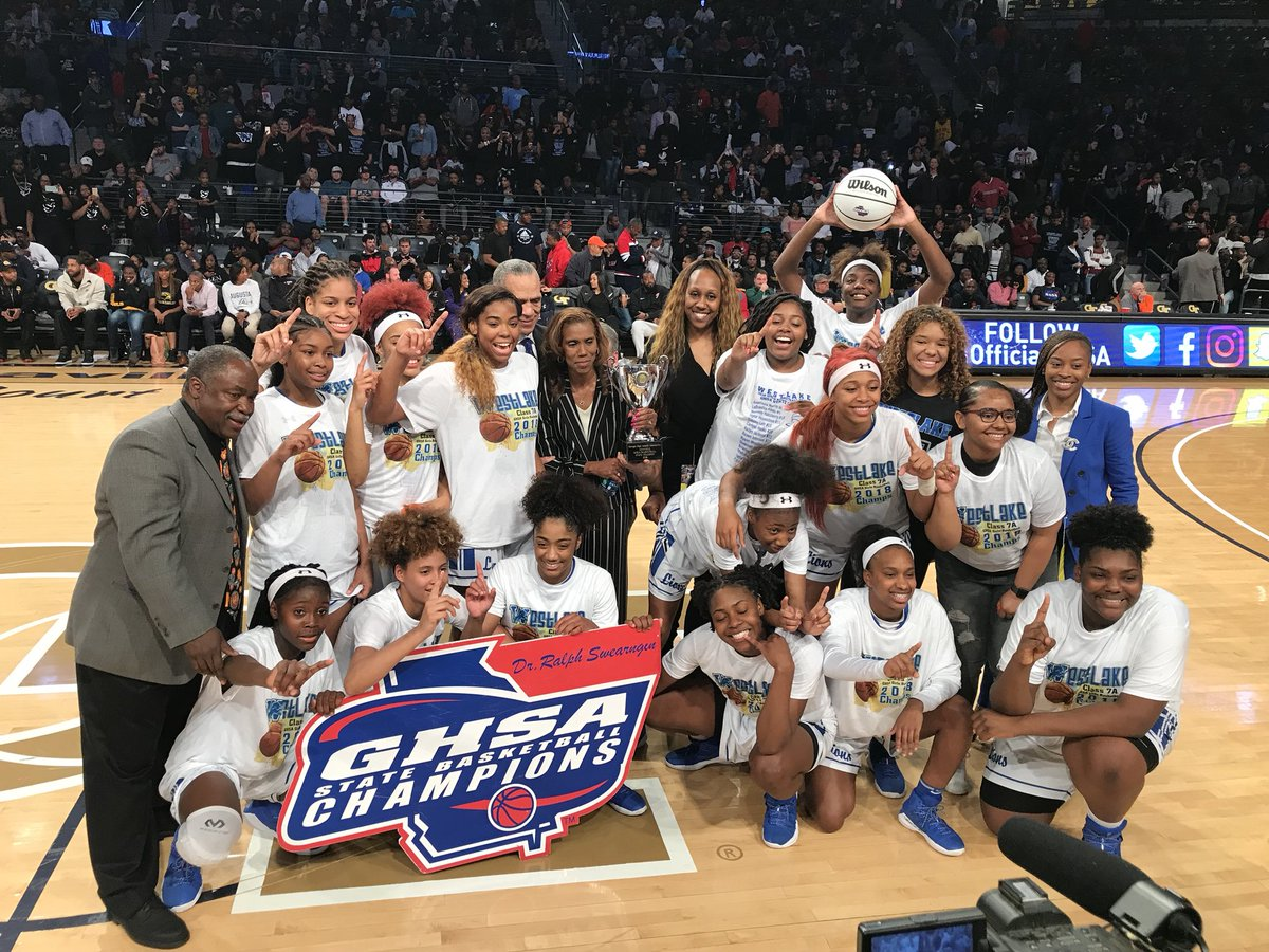 Westlake Lady Lions basketball