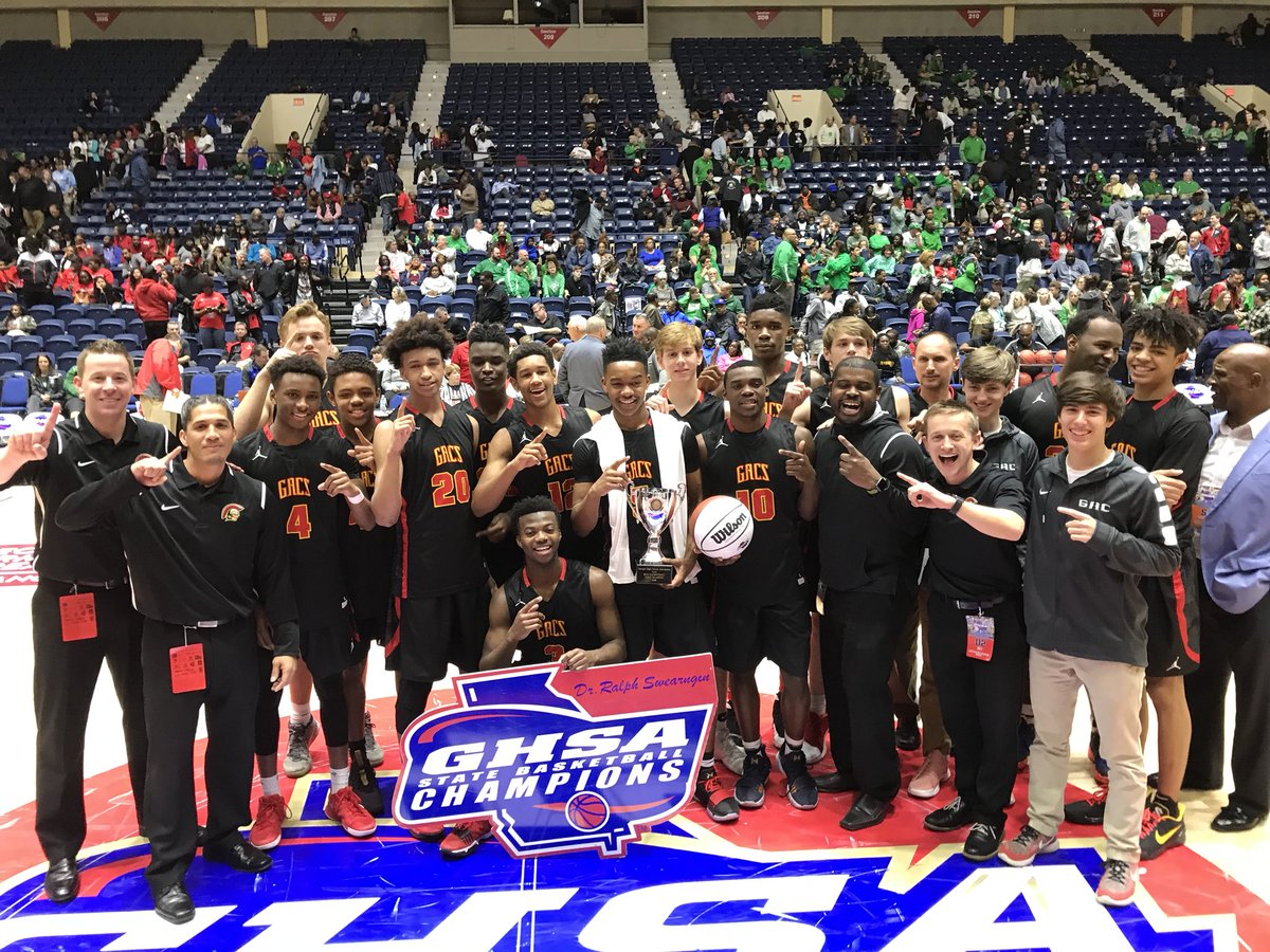 Greater Atlanta Christian basketball
