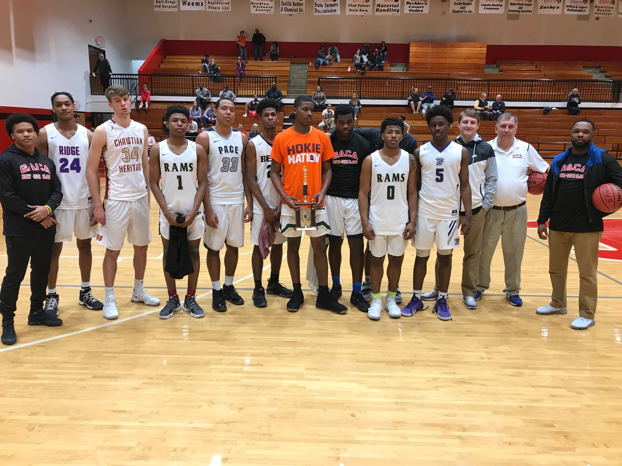 2018 GACA Senior Boys North All-Star Team