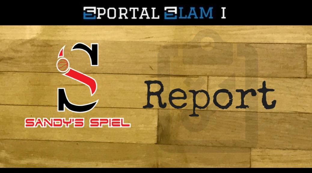 Sandy's Spiel Report