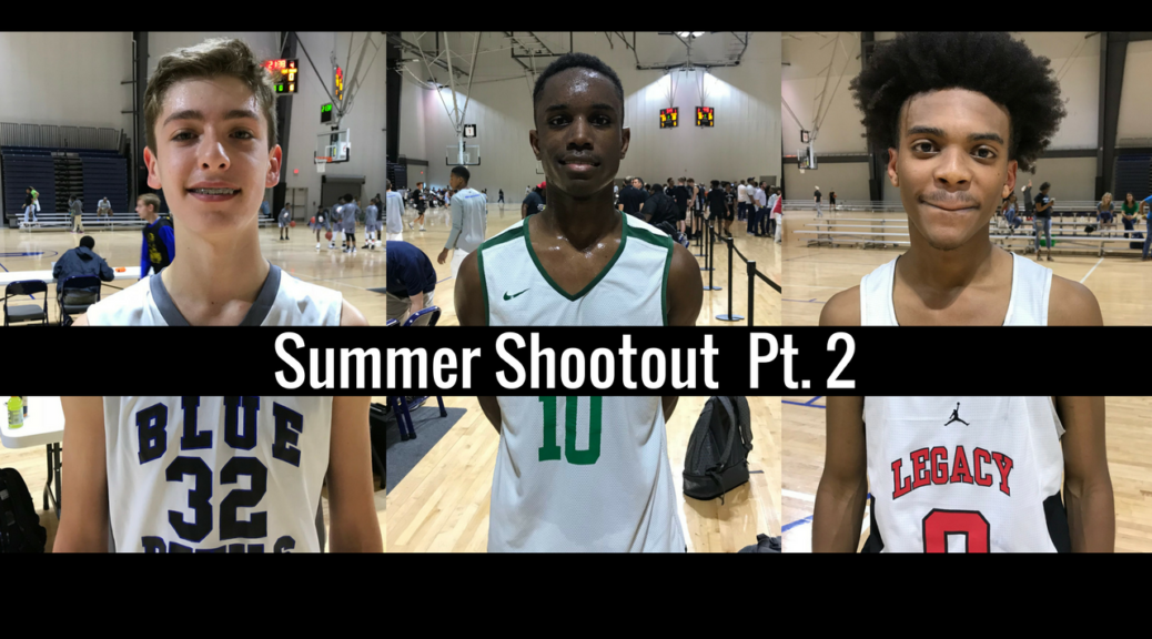 LakePoint Summer Shootout