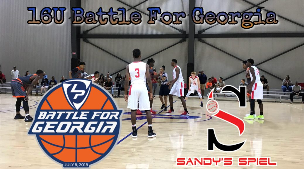 Battle For Georgia