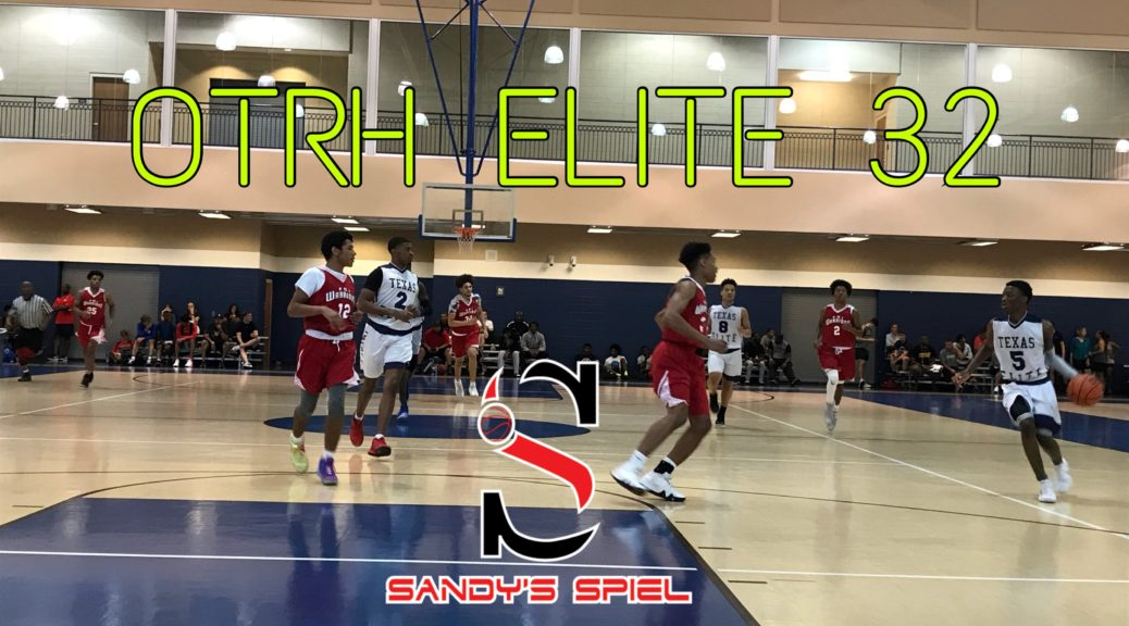 On the Radar Hoops Elite 32