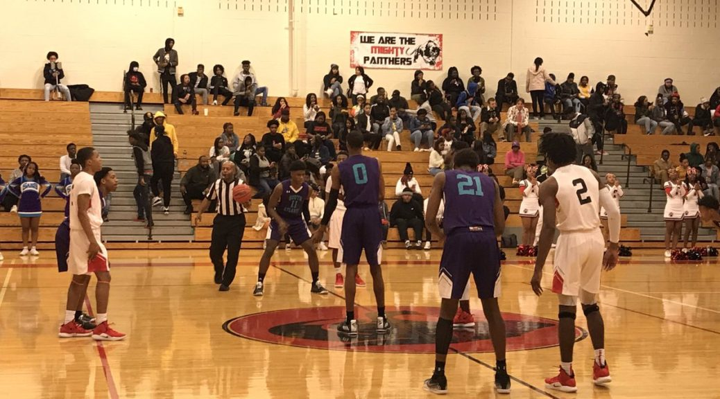 Therrell South Atlanta basketball