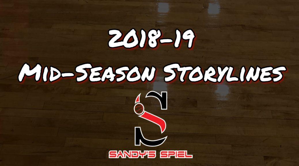 GHSA Mid-Season Storylines