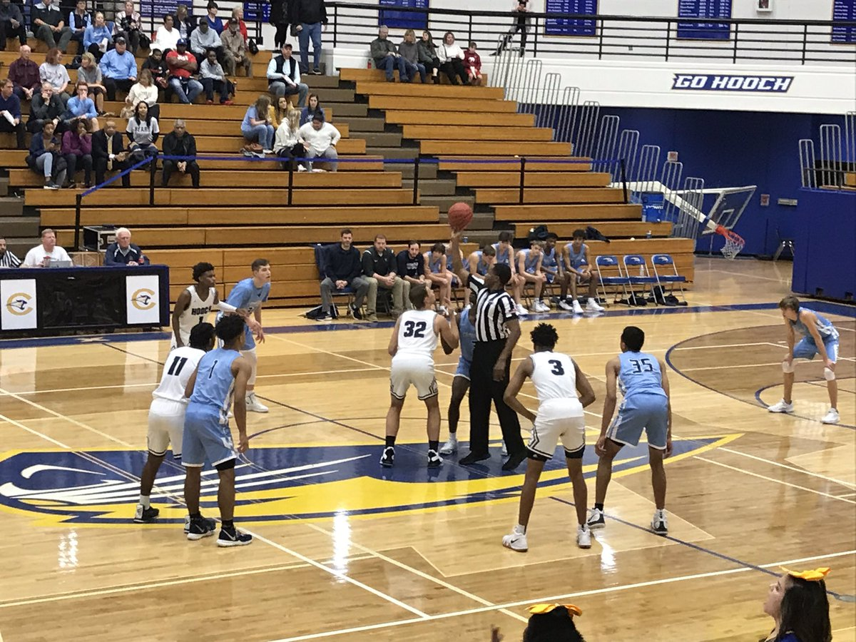 Chattahoochee vs. Cambridge basketball