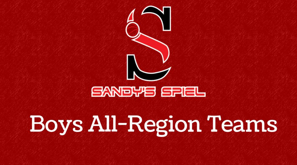 GHSA Boys Basketball All-Region Teams