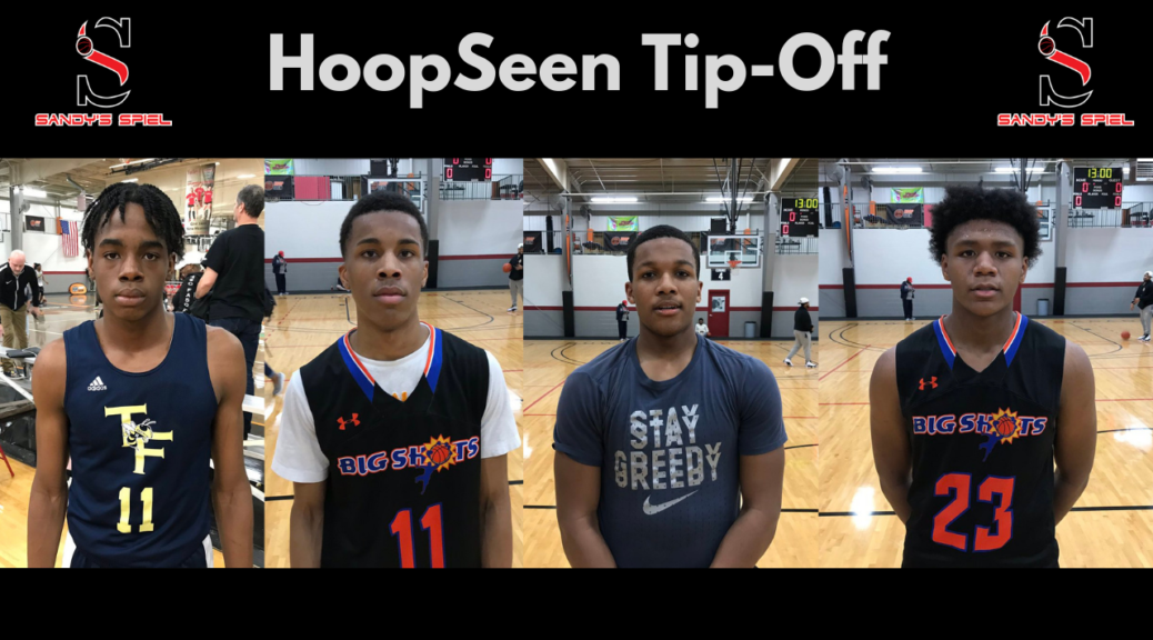 HoopSeen Tip-Off