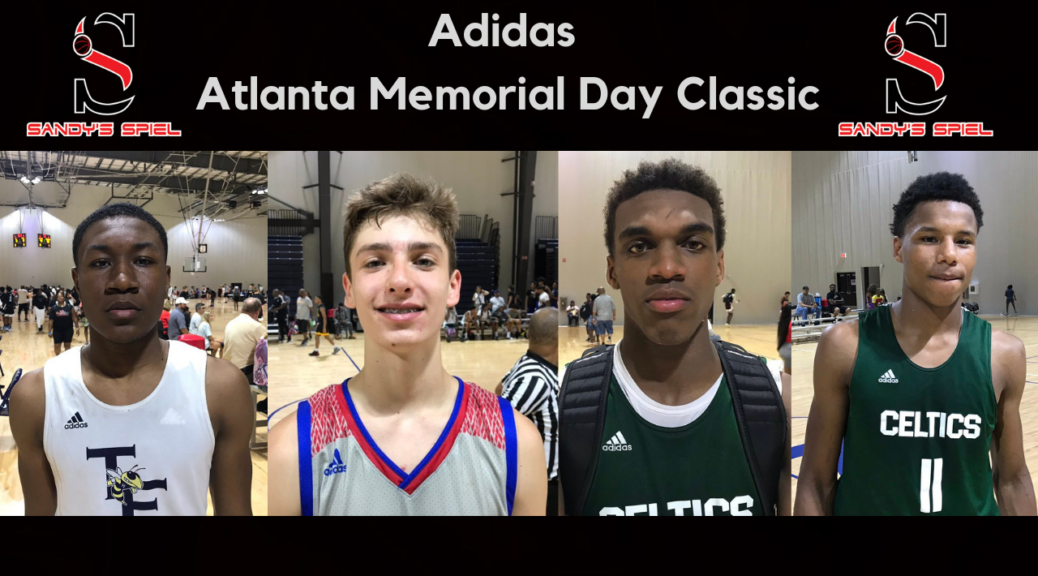Adidas Atlanta Memorial Day Classic