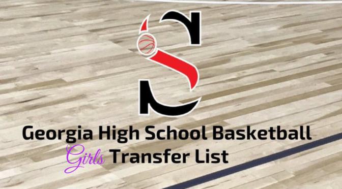 GHSA Girls Basketball Transfer List