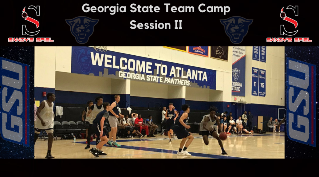 Georgia State Team Camp Session II