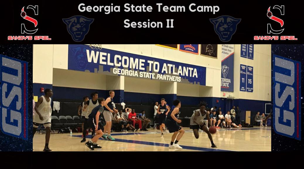 Georgia State Team Camp Session II