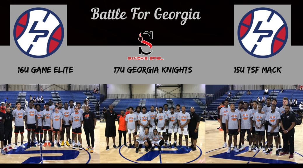 Battle For Georgia 2019