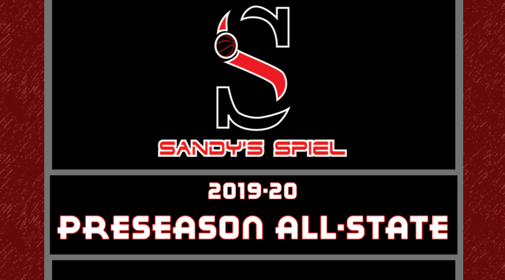2019-20 GHSA Preseason All-State Boys Basketball Teams