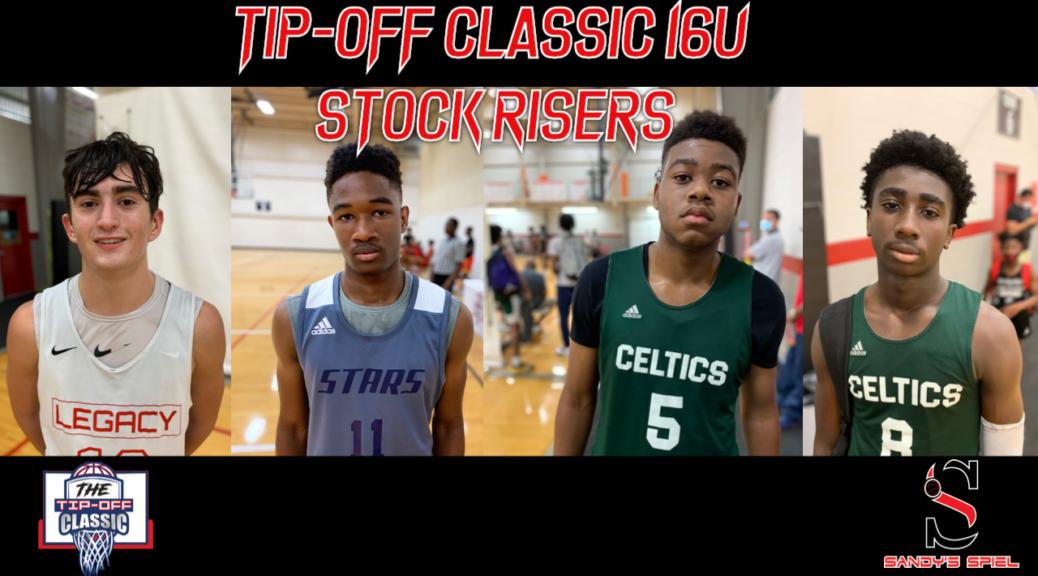 Tip-Off Classic 16U Stock Risers
