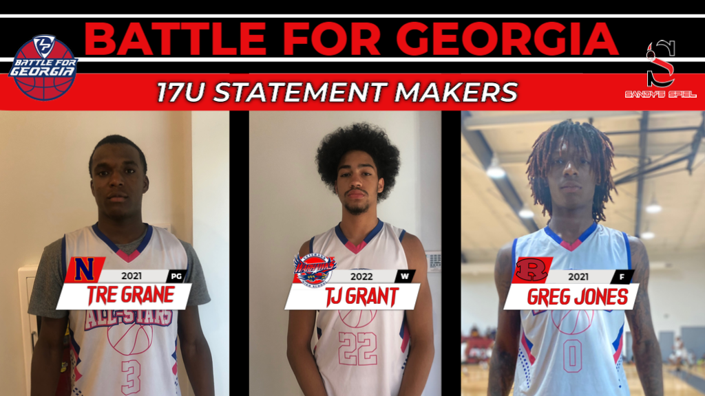 Battle For Georgia