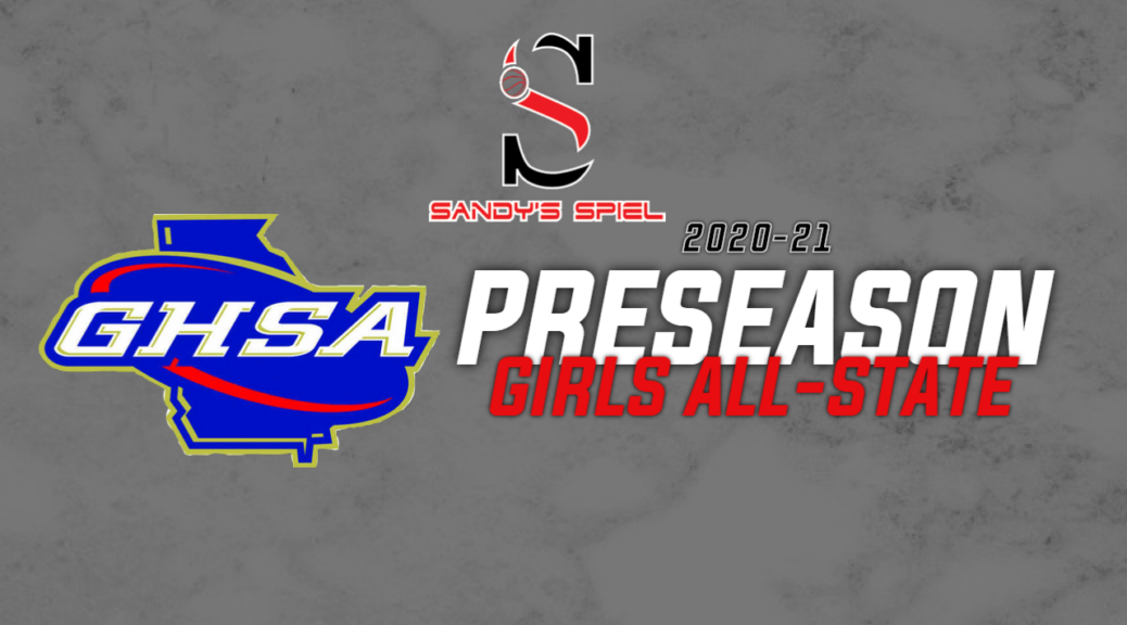 GHSA Preseason Girls State Rankings