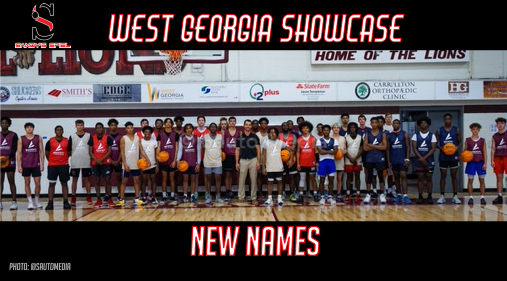 West Georgia Showcase