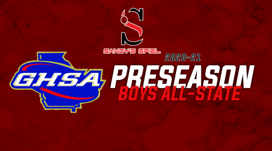 Preseason All-State Boys