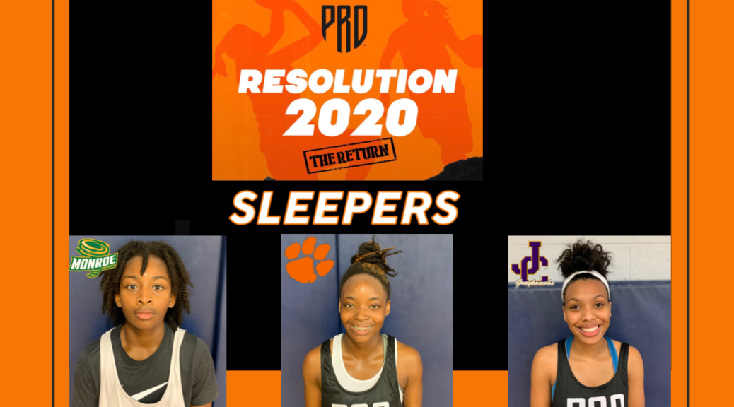 PRO Resolution Girls Sleepers