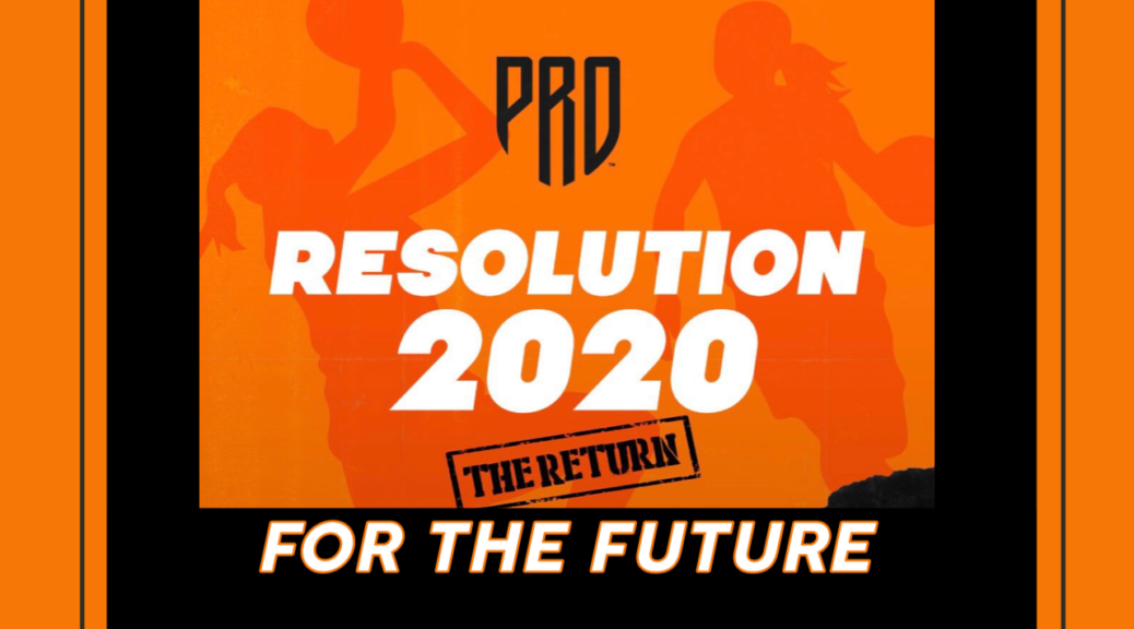 PRO Resolution For The Future