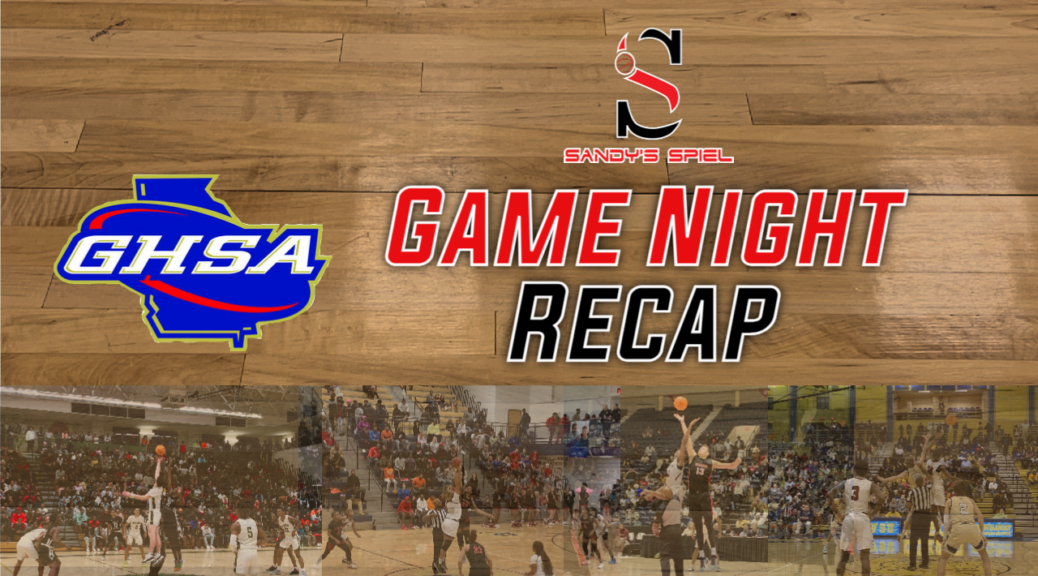GHSA Basketball Game Night Recap