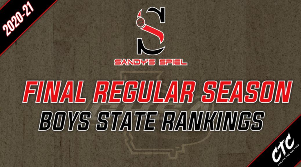 Final Regular Season GHSA Boys Basketball State Rankings